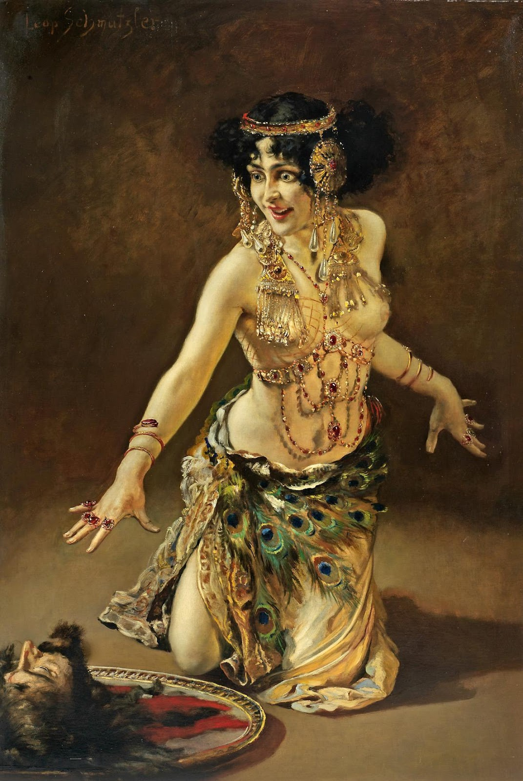 Dance of Salomé (circa 1905-1907)
