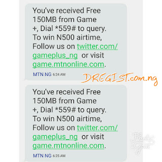 Get Free 1.5Gb Data On Your MTN Line Now!! (Working)