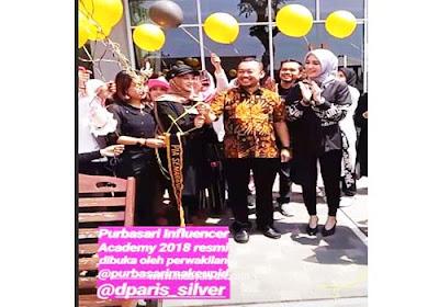 Purbasari Influencer Academy di Semarang