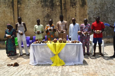 Notorious Ritual Agents Who Dig Out Corpses Nabbed