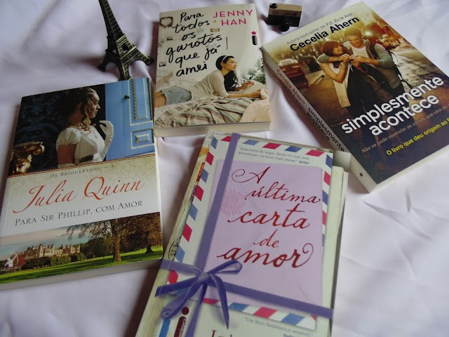 [INBOX] Aquisições de Outubro - Livros
