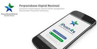 Aplikasi Android iPusnas
