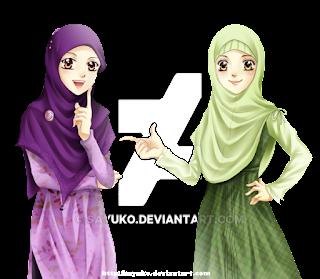 Penutup Aurat Wanita dan keuntugan memakai jilbab