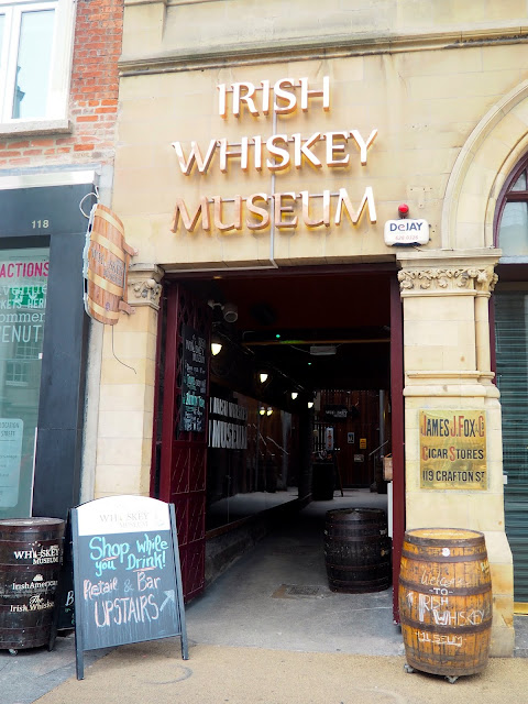 Irish Whiskey Museum, Dublin, Ireland