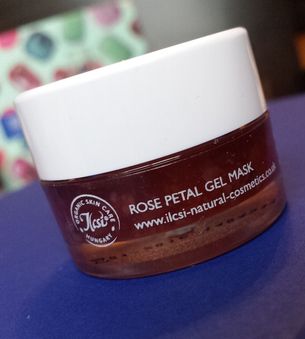 Ilsci Rose Petal Gel Mask - Birchbox Sophia Webster December 2014