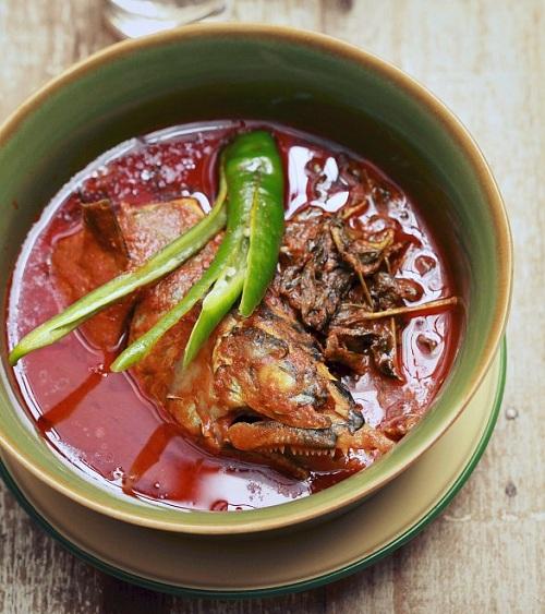 Resepi Ikan Tenggiri Asam Pedas!!