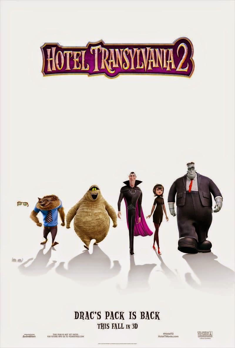 Hotel Transylvania 2 โรงแรมผี หนีไปพักร้อน 2 [HD]