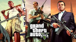 Grand Theft Auto V Full Version PC (GTA V)