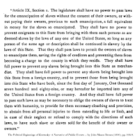 Article IX. Section 1 of Kentucky's 1792 Constitution.