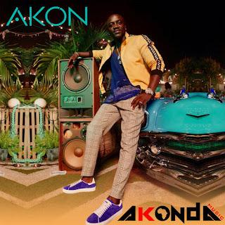 Download Zip, Album,  Akon, Akonda
