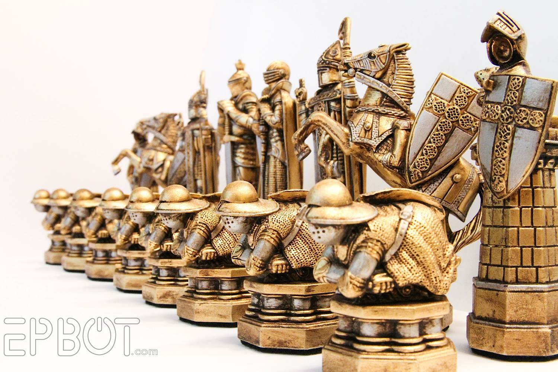 Elegant My Harry Potter Wizardsu0027 Chess Set Makeover