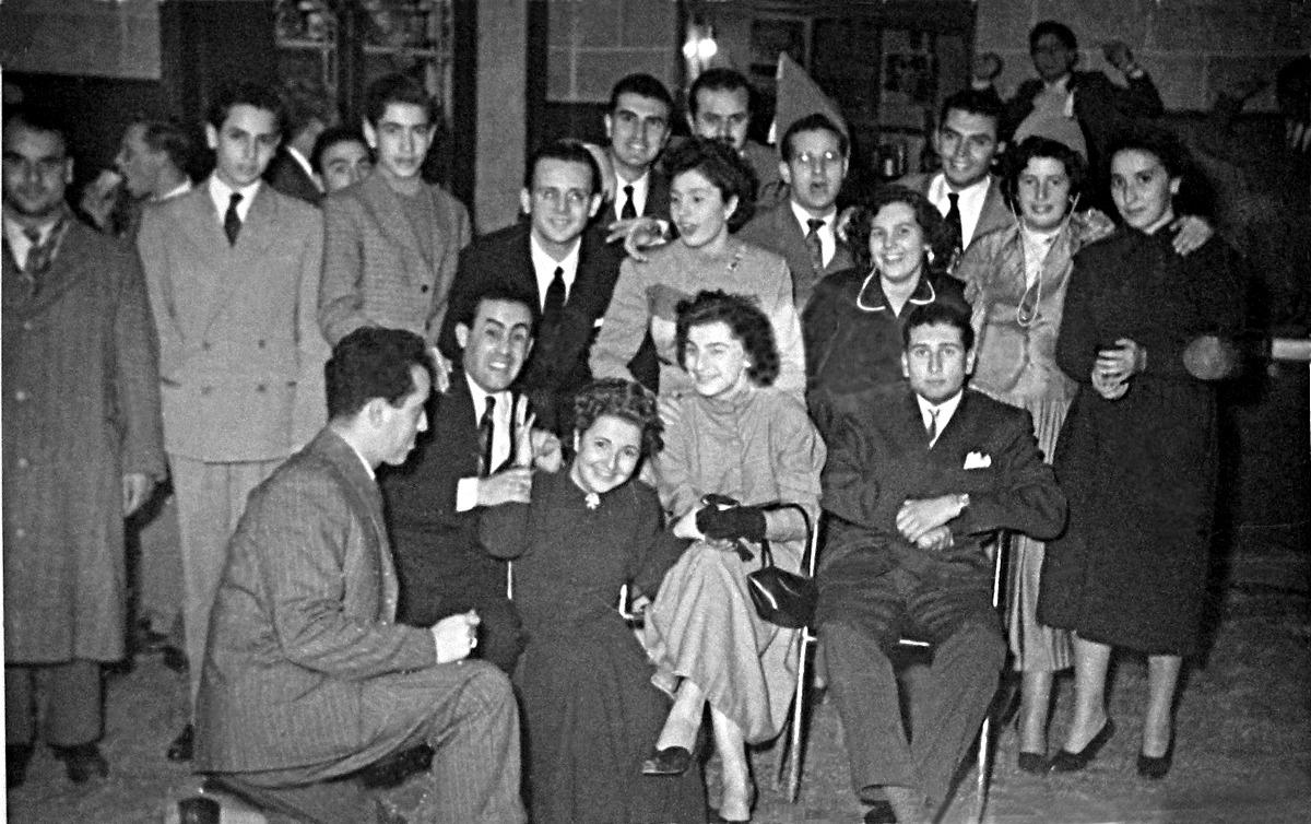 Mazara forever parte seconda anni cinquanta for Giovanni tilotta