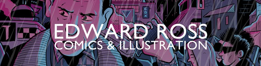 Edward Ross: comics and illustration