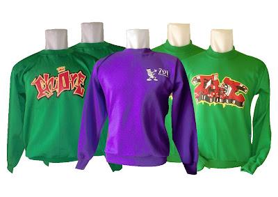 Sweater Tanpa Kupluk Sample Jumper