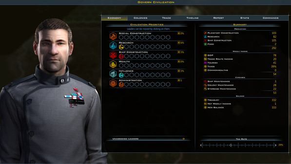Galactic Civilizations III PC Repack Free Download Screenshot 2