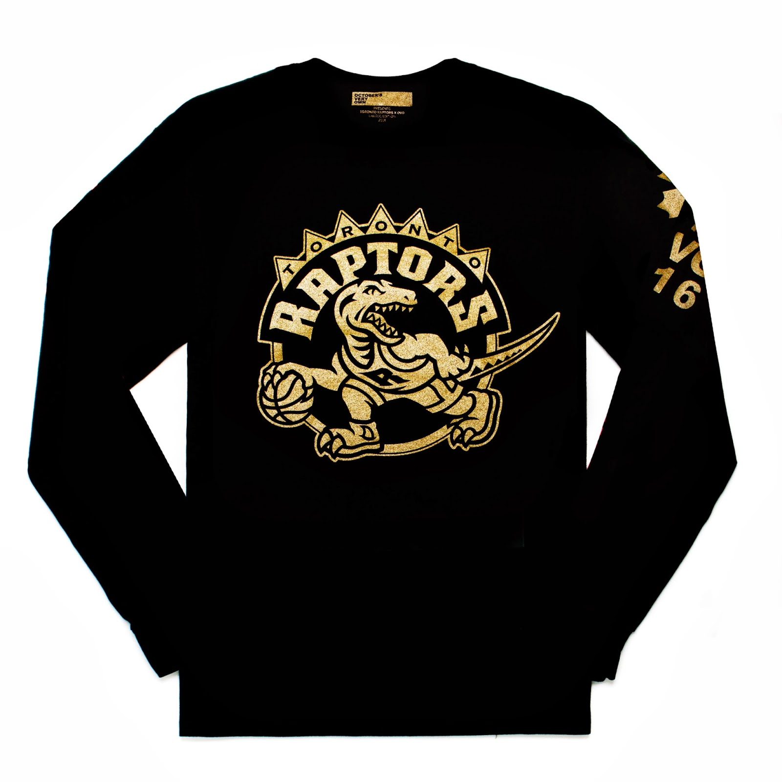 4e5be409926 Raptors x OVO T-shirt for Drake Night : torontoraptors