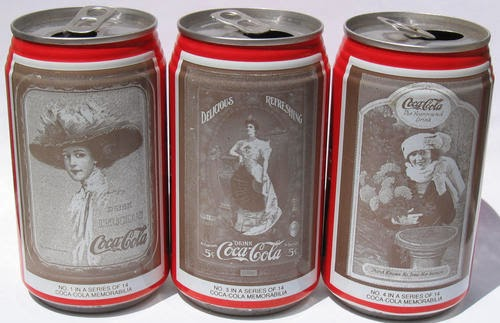 coca cola nostalgic advertisement