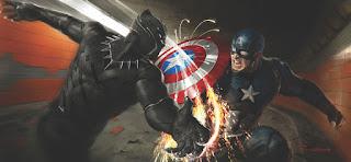 nuevas artes conceptuales de capitan america: civil war