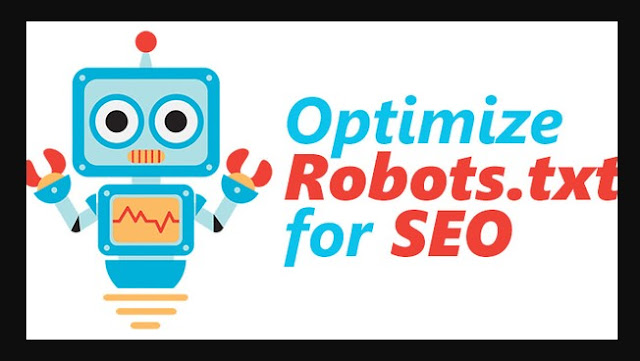 Mengaktifkan Robots txt Khusus