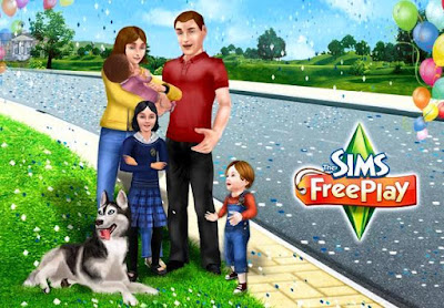 The Sims FreePlay Mod 5.33.5 Full Apk Terbaru