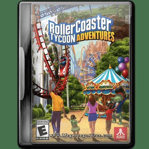 Rollercoaster Tycoon Adventures Full Español