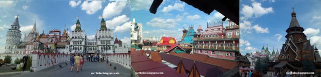 Viaje a Rusia: Moscú: Mercado Izmalovo