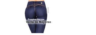 En donde compro Pantalones Originales Pusch Up corte colombiano barato de mayoreo  no