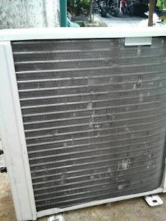 kondensor outdoor ac