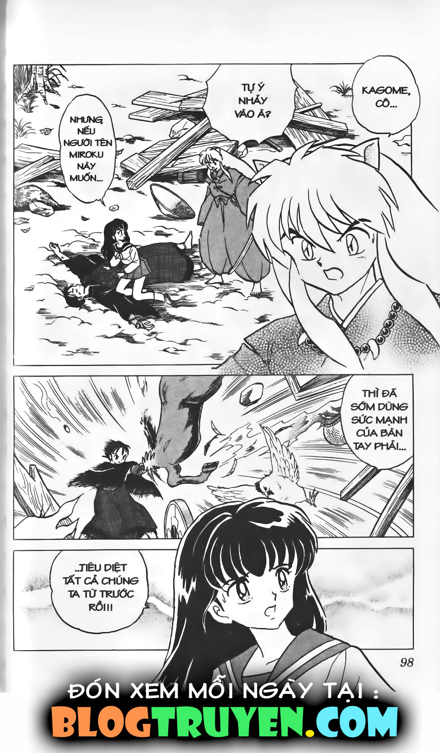 Inuyasha vol 06.6 trang 3