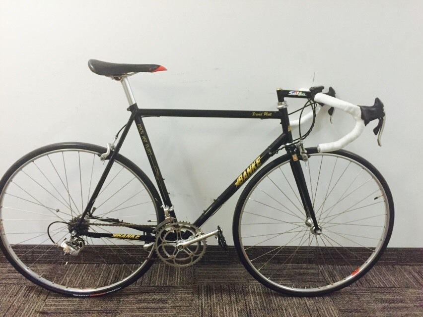 Columbus MAX Bikes: Banke