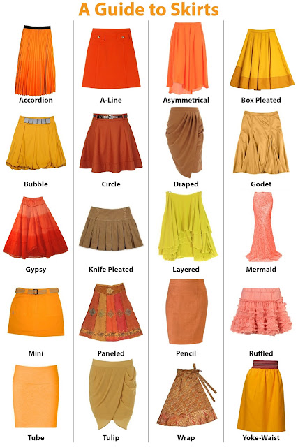 Best Skirts That Flatter Your Figure