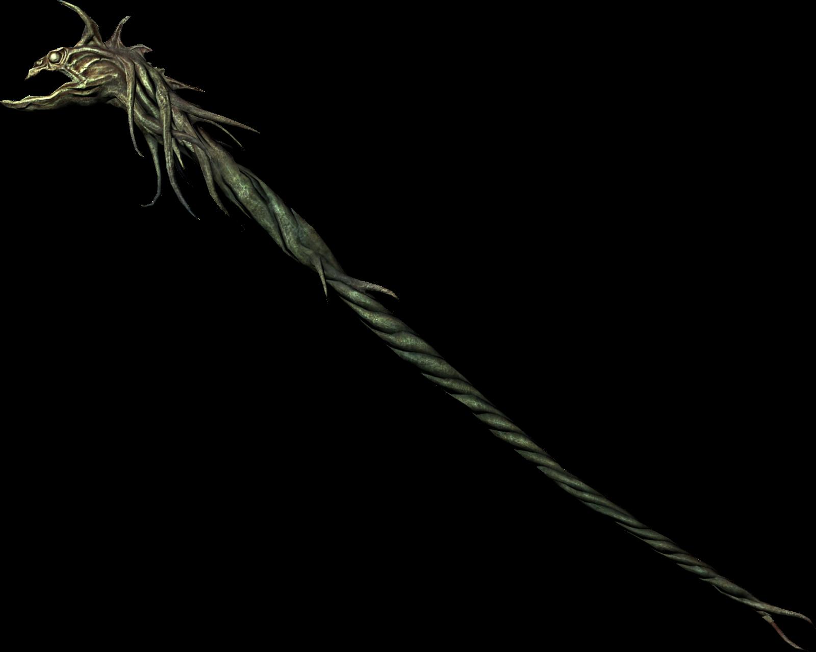 How To Skyrim Staffs