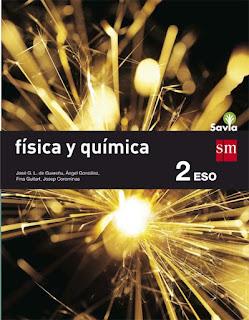 Libro Física y Química 2º ESO SM Proyecto Savia