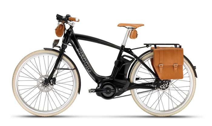 bicicleta eléctrica Piaggio Wi-Bike