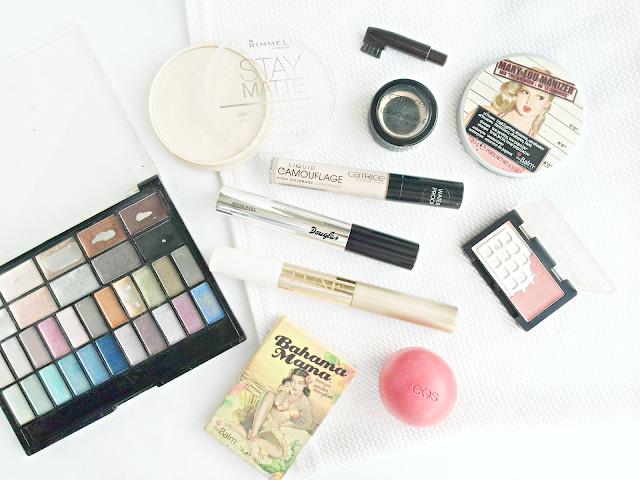 Produkty na rychlý make-up