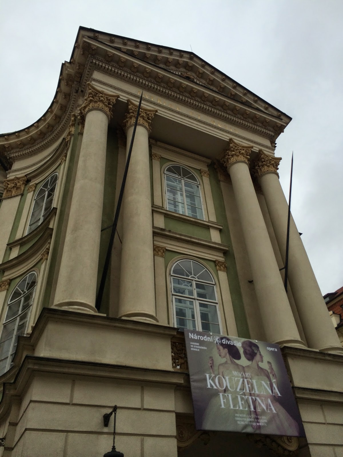 mozart theatre prague