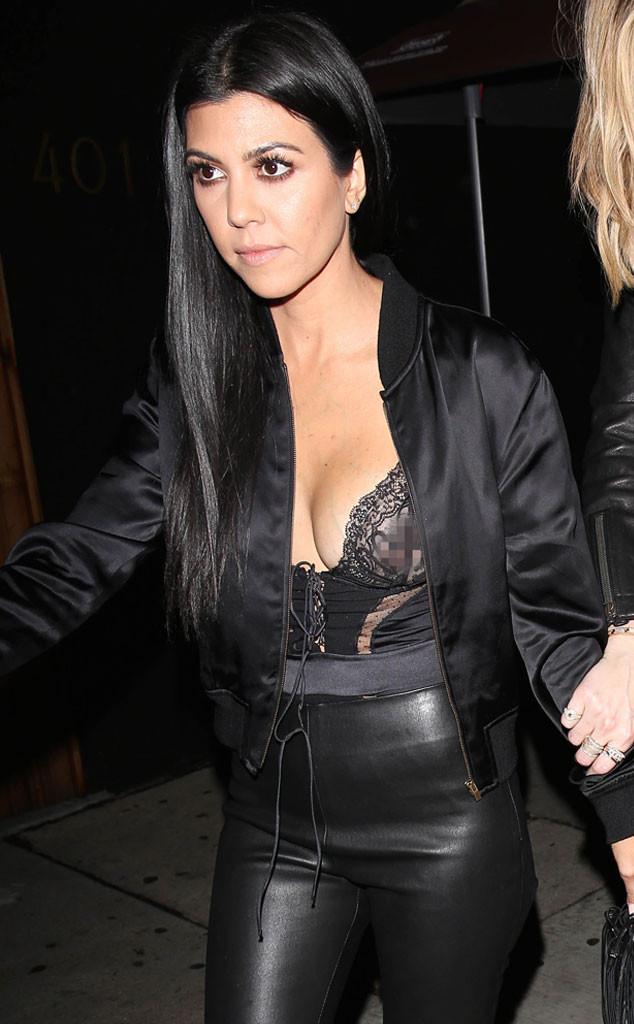 Kourtney Kardashian Wa...