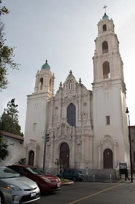 Basílica de La Mision Dolores