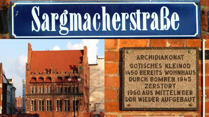 Archidiakonat Wismar Sehenswürdigkeiten, norddeutsche Backsteingotik