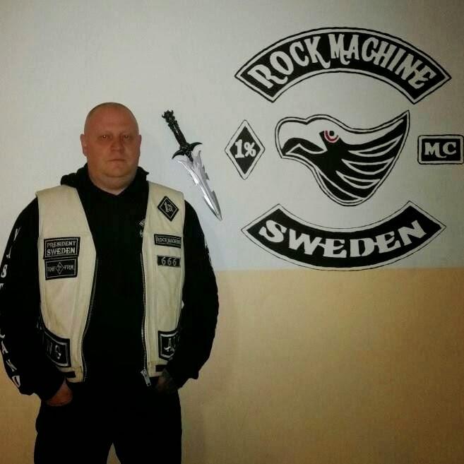 Rock Machine MC vräkt från klubbhuset