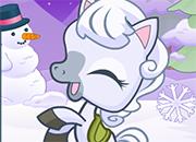 Littlest Pet Shop el Pony y la nieve juego