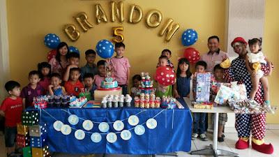 pawonqu lokasi strategis untuk merayakan ulang tahun