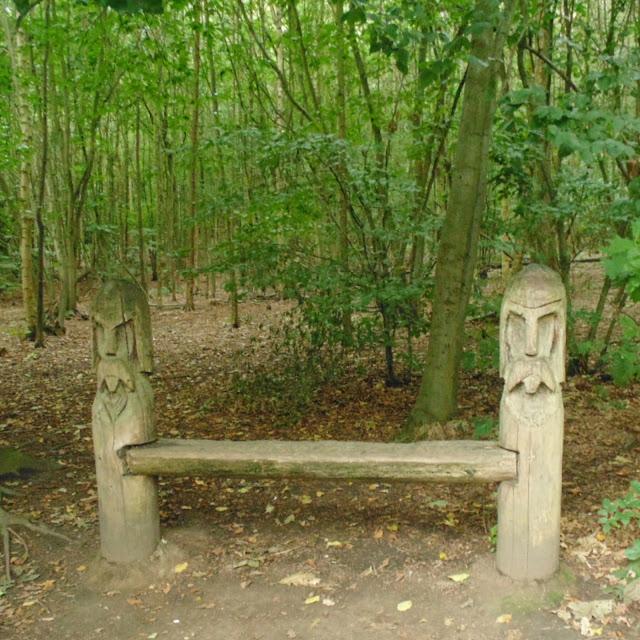 Bench, Newmillerdam