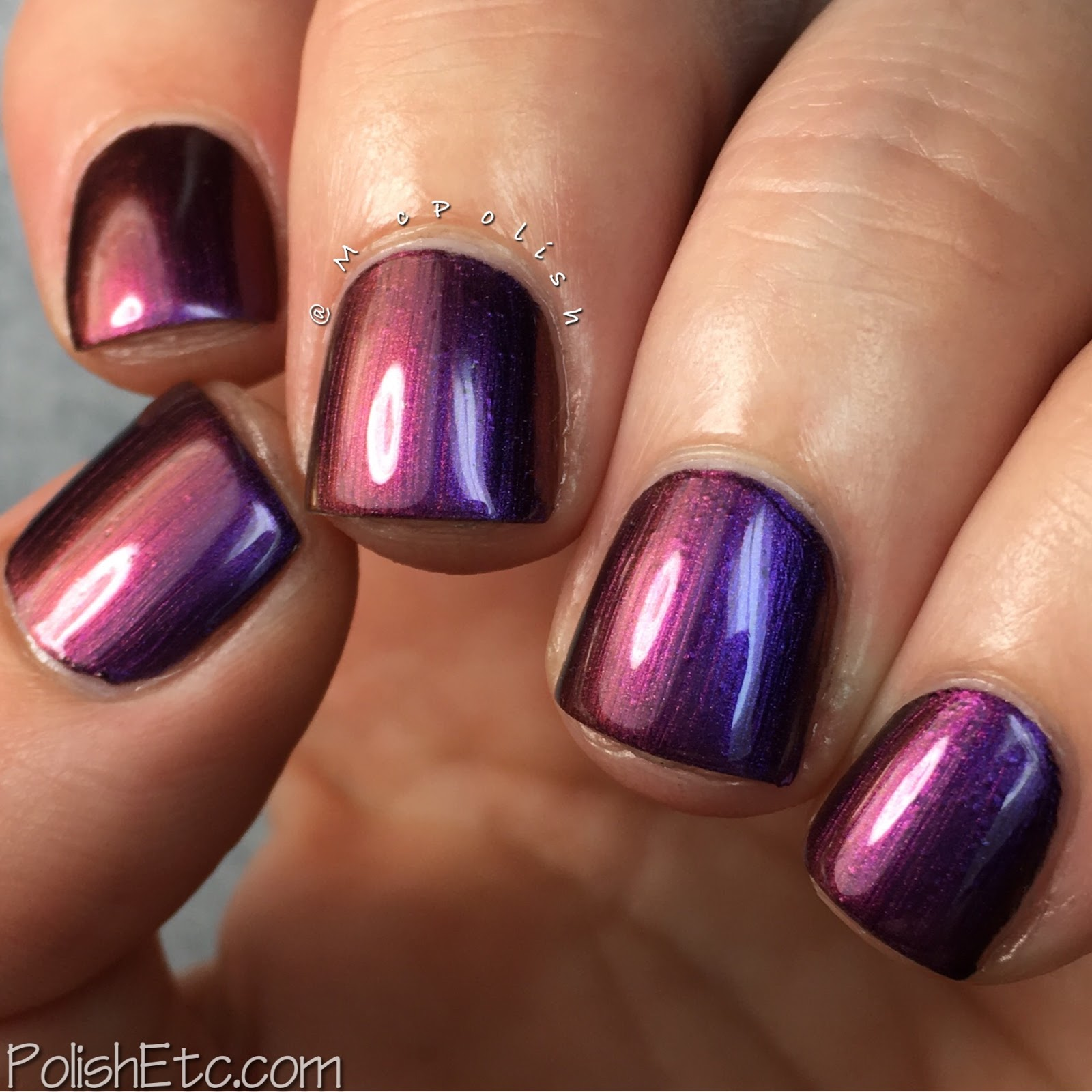 KBShimmer Multichromes Summer 2017 - McPolish - Wine Not?
