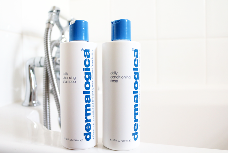 Dermalogica Daily Cleansing Shampoo & Daily Conditioning Rinse review