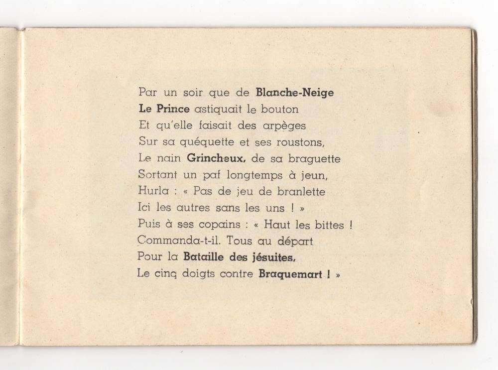 Librairie curiosa beaux livres rotiques illustr s - Le nain grincheux ...