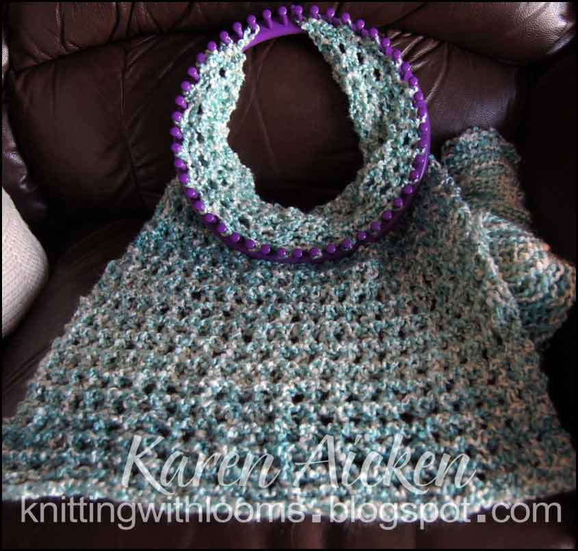 Knifty Knitter Rectangle Loom Patterns