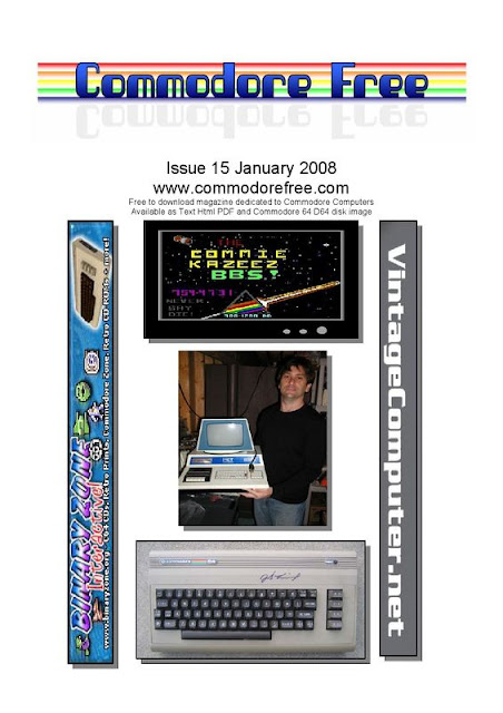 Commodore Free Magazine #015 (015)