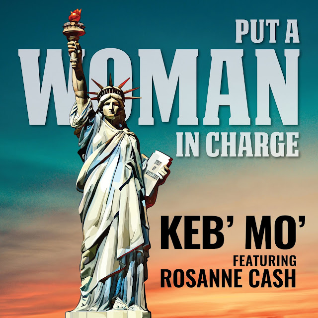 Music Television music video by Keb' Mo' for his song titled Put A Woman in Charge, featuring Rosanne Cash. Directed by Glenn Sweitzer