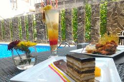 Buntut Sapi Rica Rica dan Opera Cake ala Pesonna Hotel Semarang
